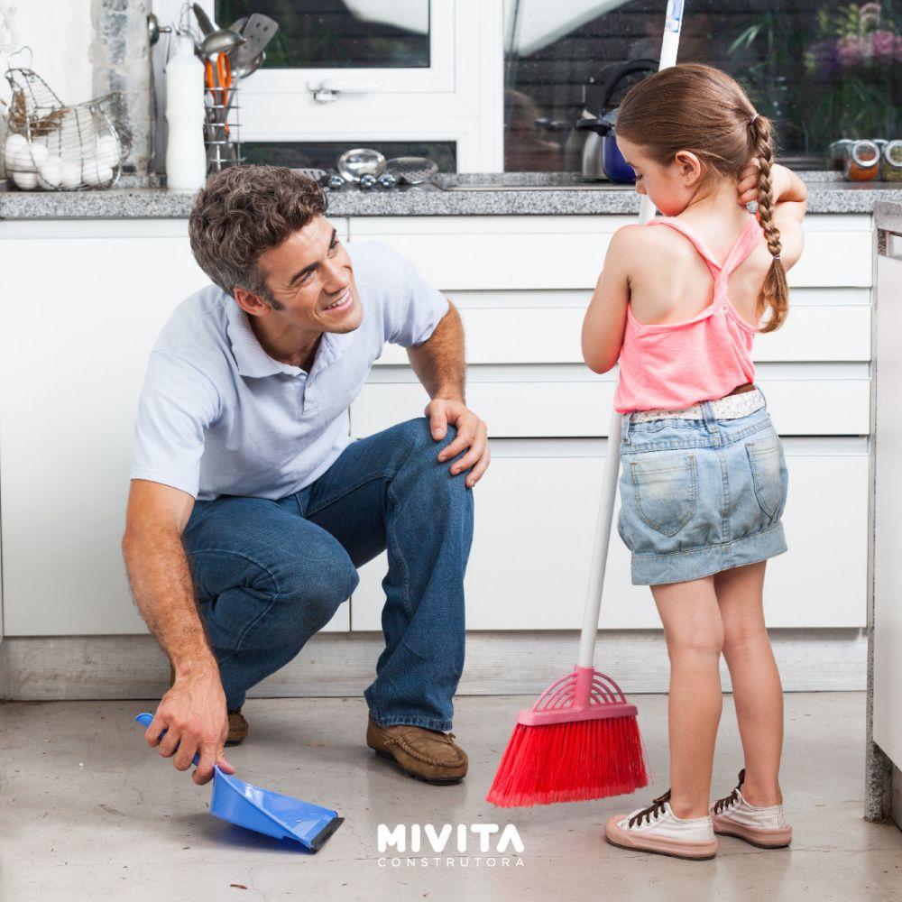 Limpeza e organização da casa: saiba como cuidar da saúde e do bem-estar de toda a família